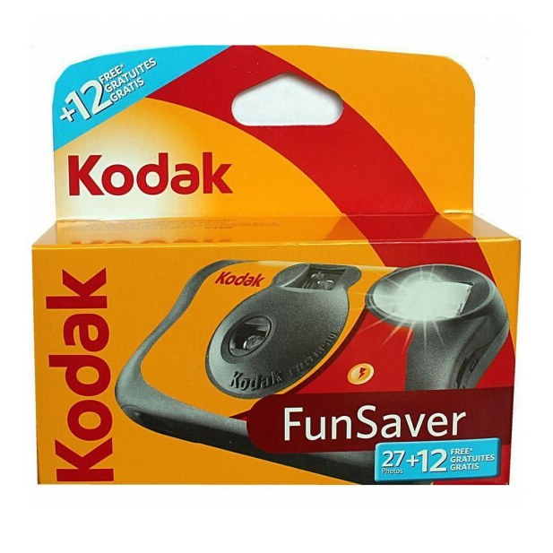 Kodak Funflash Disposable Camera