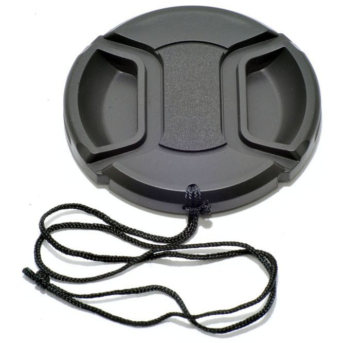 Snap On Lens Cap