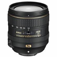 Nikon AF-S 16-80mm F2.8-4E ED VR DX