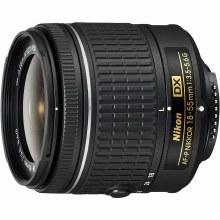 Nikon AF-P  18-55mm F3.5-5.6G DX Lens