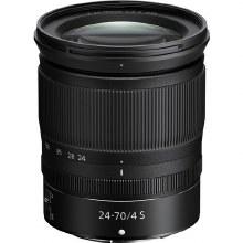 Nikon Z 24-70mm F4 S FX