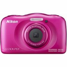 Nikon CoolpixW100 Pink