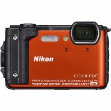 Nikon Coolpix W300 Orange Waterproof Compact Camera
