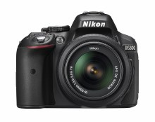 Nikon D5300 Black with AF-S 18-140mm F3.5-5.6G ED