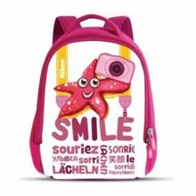 Nikon Pink CSS60 Backpack For COOLPIX S33