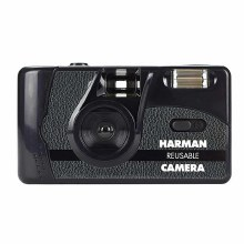 Harman Reusable Camera with Flash and Films