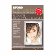 Ilford Galerie Smooth Heavywei A3+ 50 Sheets