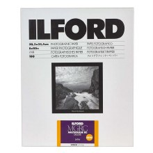"Ilford Multigrade RC Deluxe Satin 10 x 8"" 100 Sheets"