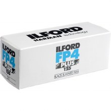 Ilford FP4 125 120 Film