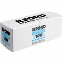 Ilford Delta 100 Professional 120 Film Single Roll