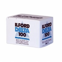 Ilford Delta 100 35mm Film (36 exposures) Single Roll