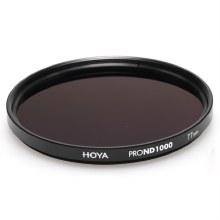 Hoya 58mm PROND1000 10-Stop Neutral Density Filter