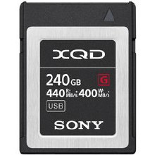 Sony XQD G Series 440Mbs 256GB