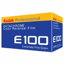Kodak Ektachrome E100 35mm Film (36 exposures) Single Roll