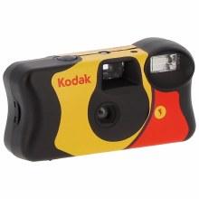 Kodak Fun Saver Single Use Camera with Flash (27 Exposures)