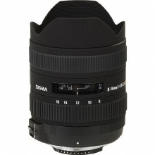 Sigma 8-16mm F4.5-5.6 DC HSM For Canon EF