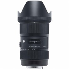 Sigma 18-35mm F1.8 DC HSM For Canon EF