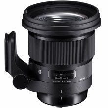 Sigma 105mm F1.4 DG HSM For Canon EF
