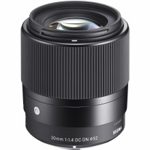 Sigma  30mm F1.4 DC DN Contemporary For Micro 4:3