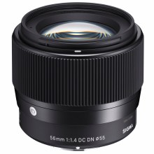 Sigma  56mm F1.4 DC DN Contemporary Micro 4:3