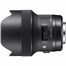 Sigma  14mm F1.8 DG HSM Art For Sony E-Mount