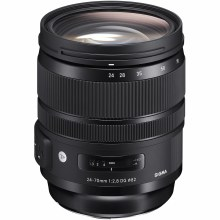 Sigma  24-70mm F2.8 DG OS HSM Art For Canon EF