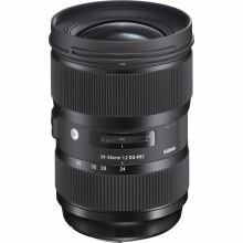 Sigma  24-35mm F2 DG HSM Art For Canon EF