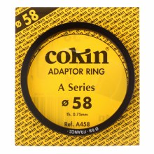 Cokin A Series Adapter Rings 58mm A458