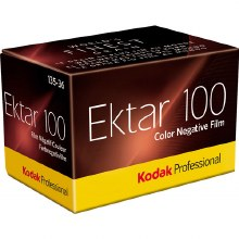 Kodak Ektar 100 Professional 35mm Film (36 exposures) Single Roll
