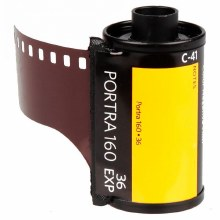 Kodak Portra 160 Professional 35mm Film (36 exposures) Single Roll