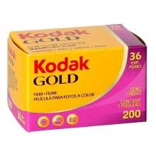 Kodak Gold 200 35mm (36 exposures)