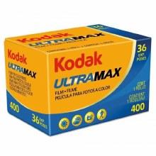 Kodak UltraMax 400 35mm (36 exposures)