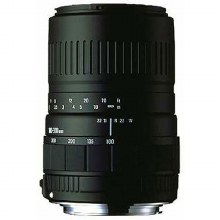 Sigma 100-300mm For Canon EF (film only)