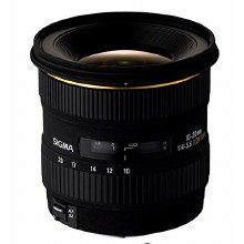 Sigma 10-20mm F4-5.6 EX DC HSM For Sony A-Mount
