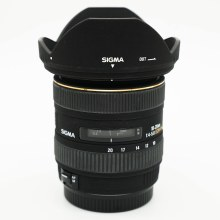 Sigma 10-20mm F4-5.6 EX DC HSM For Canon EF-S (USED)