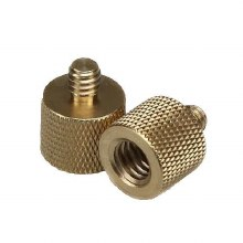 "SmallRig 3/8"" to 3/8"" Double End Stud 1065"