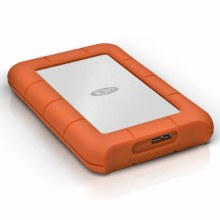LaCie Rugged Mini 1TB (USB3) External Hard Disk Drive
