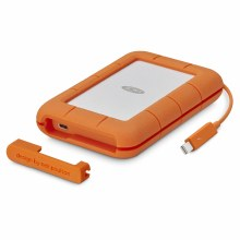 LaCie Rugged 2TB HDD (Thunderbolt + USB-C)