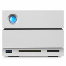 LaCie 2Big Dock Thunderbolt 3 12TB