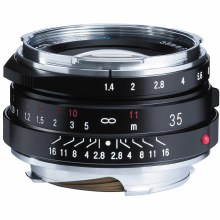 Voigtlander 35mm F1.4 Nokton V Multi Coat For Leica M