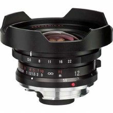 Voigtlander  12mm F5.6 UltraWide Heliar For Leica M