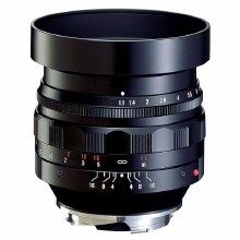 Voigtlander  50mm F1.1 Nokton For Leica M