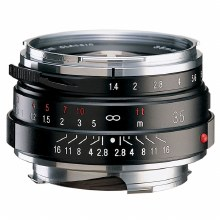 Voigtlander 35mm F1.4 Nokton Single Coat For Leica M