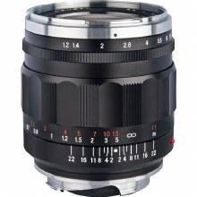 Voigtlander 35mm F 1.2 Nokton For Leica M