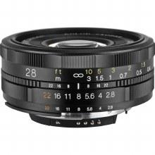 Voigtlander 28mm F2.8 Color Skopar SL II For Nikon F