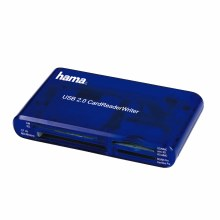 Hama 35in1 USB 2.0 Multi Card Reader