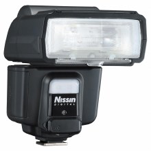 Nissin i60A Flashgun For Sony Mi