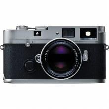 Leica M-P Silver Camera Body