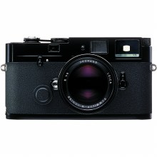 Leica M-P Black Camera Body