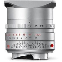 Leica 35mm F1.4 ASPH. Summilux Silver